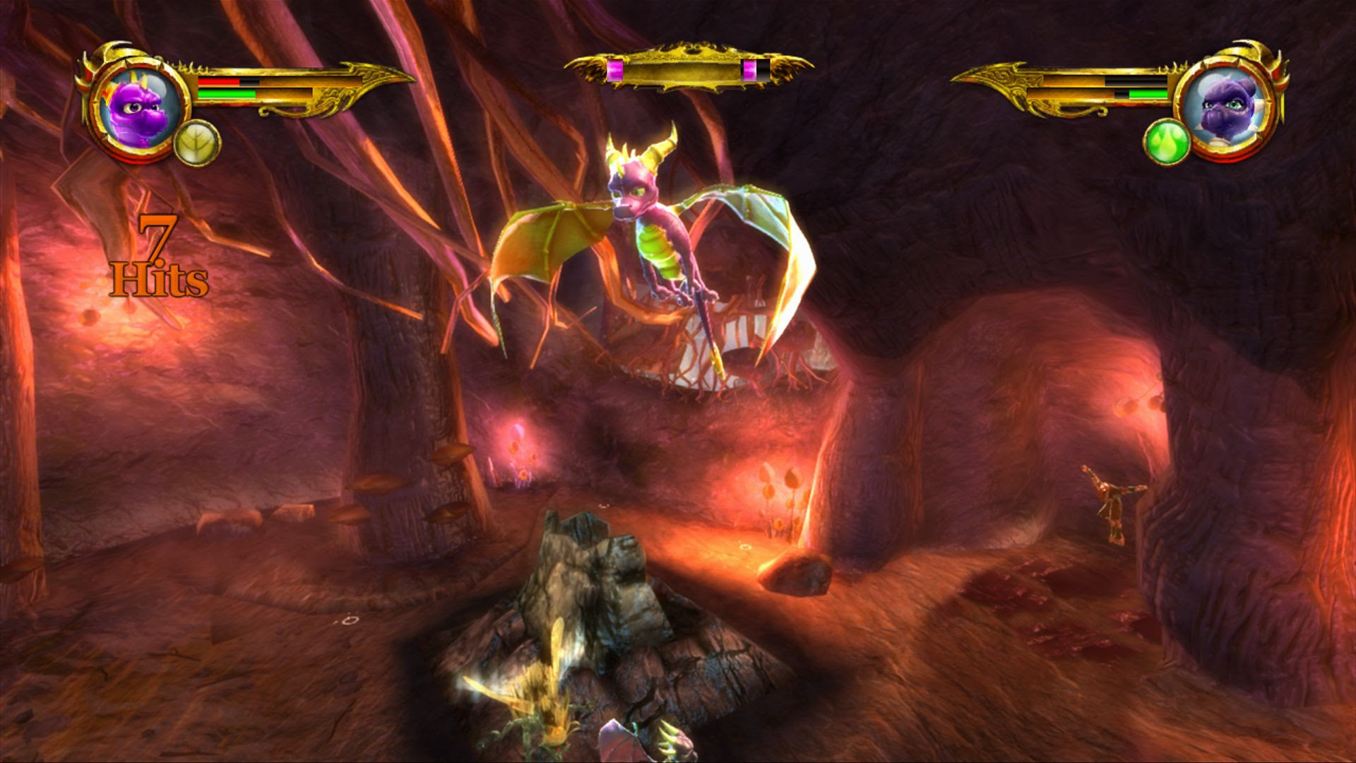 Darkspyro The Legend Of Spyro Dawn Of The Dragon Gallery