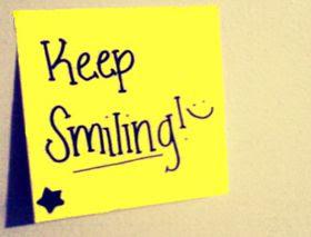 Senyumlah... tak luak pun!