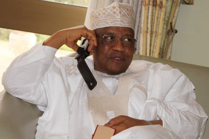 IBB Speaks To THISDAY, Affirms Statement