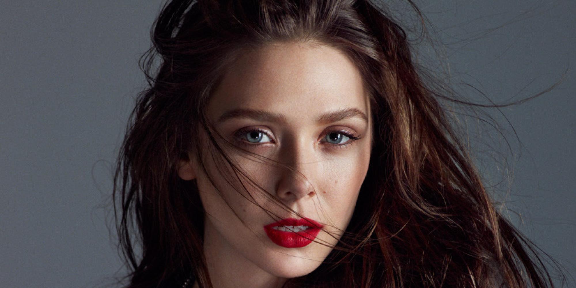 Elizabeth Olsen Smolders In Flaunt Magazine Spread