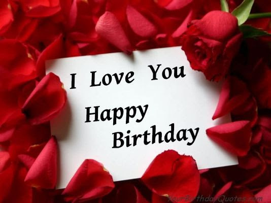 Loving Birthday Wishes For Lover Girl