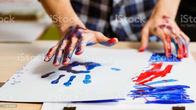 Art Therapy Pictures To Print