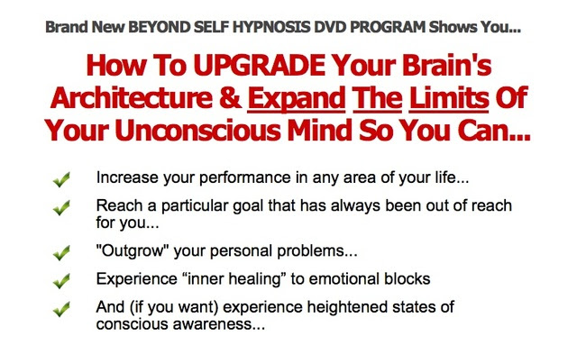 positive benefits hypnotherapy