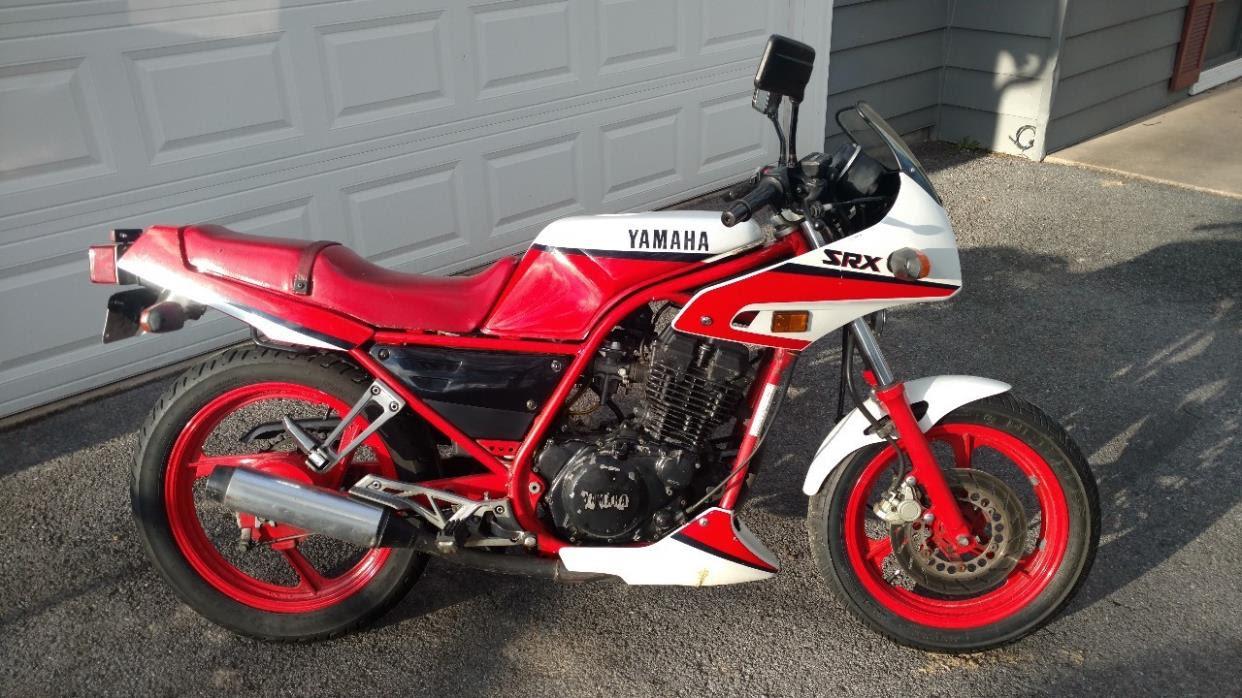 Yamaha Srx250 Motorcycles For Sale