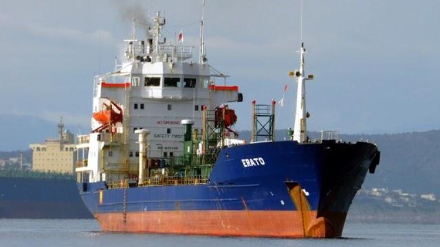 Πειραιάς: Σύκρουση δύο πλοίων  με το όνομα… «Ερατώ»