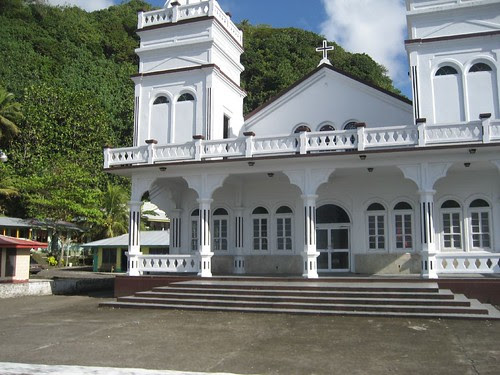 Pago church