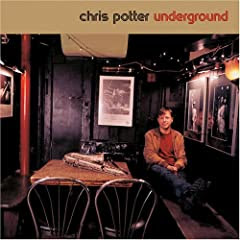 Chris Potter cover