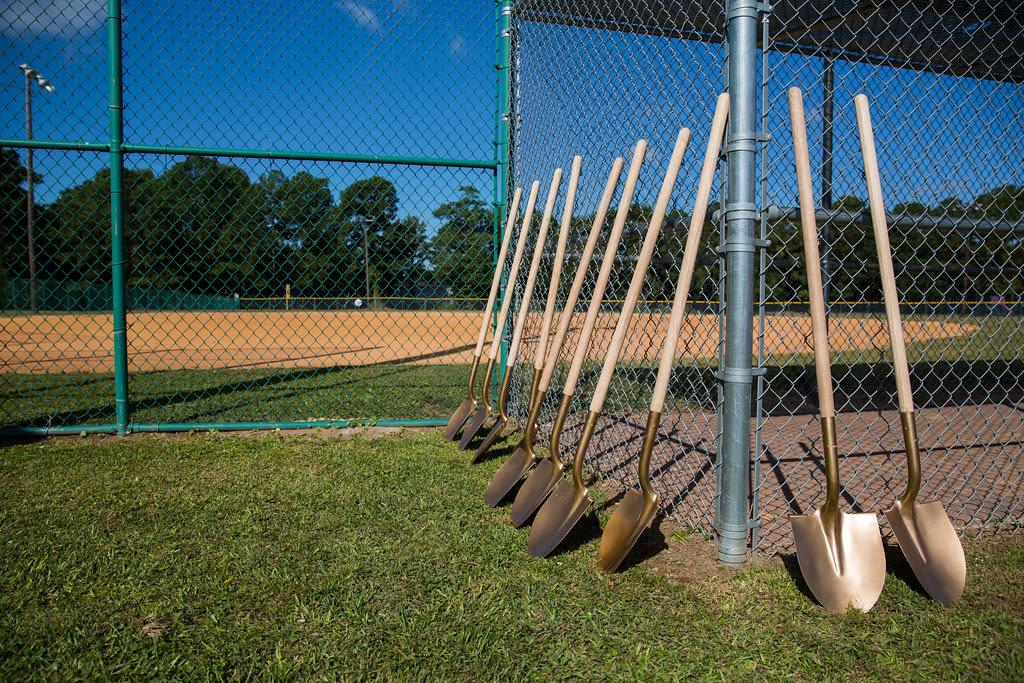 City of North Charleston breaks ground on newest community facility improvements