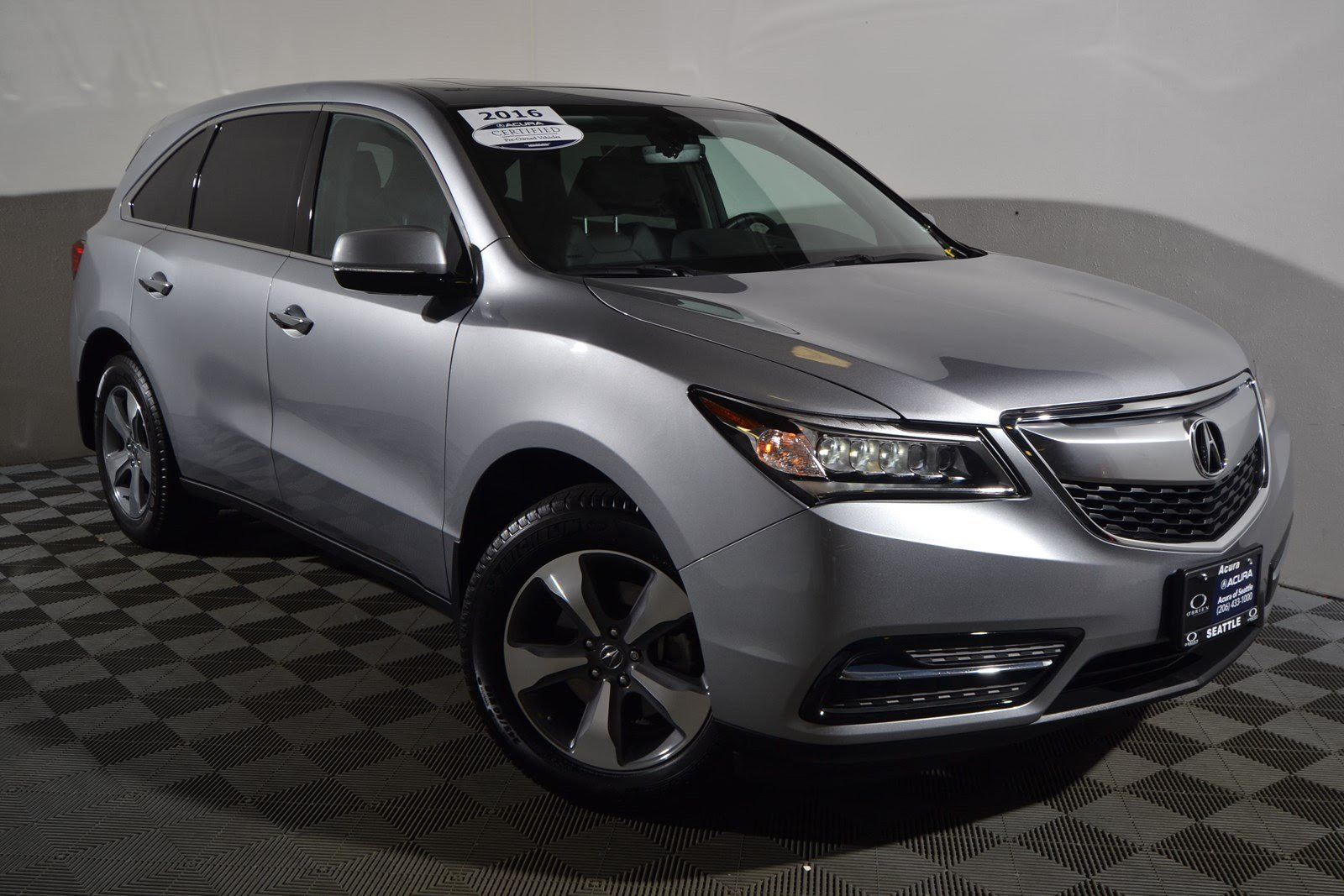 2016 Acura Mdx Sport Package For Sale 39 Used Cars From $31,992