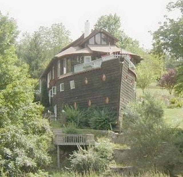 As casas mais bizarras e surpreendentes ao redor do mundo 04