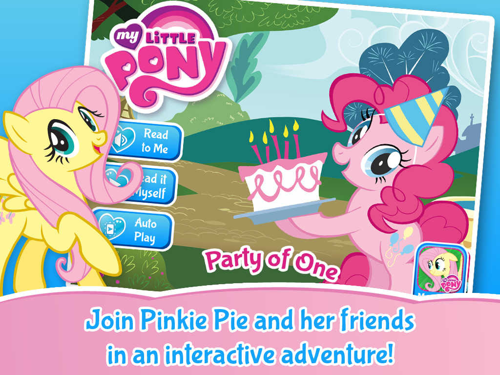 My Little Pony Party Of One Goes Free As It Goes 2 0 With