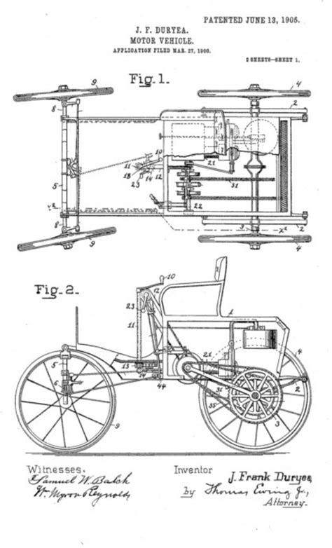 Patent Pending Blog - Patents and the History of