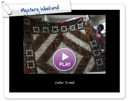 Click to play Mystery Weekend