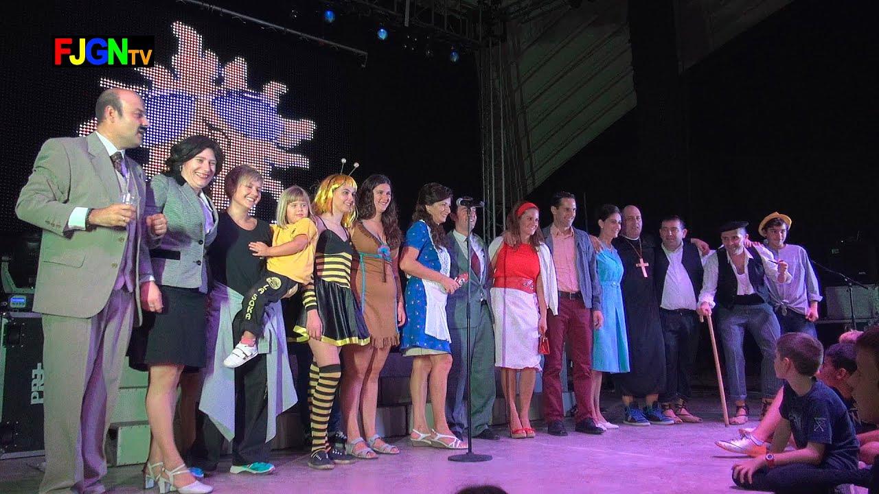 23. ENTREGA DE TROFEOS - Disfraces - Festa La Vila 2014 - La Vilavella