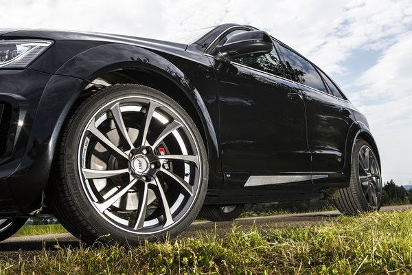 2013 Audi SQ5 By ABT Sportsline  car review @ Top Speed