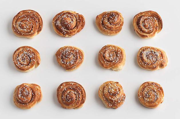 Fina Kanelbullar (cinnamon buns) 2