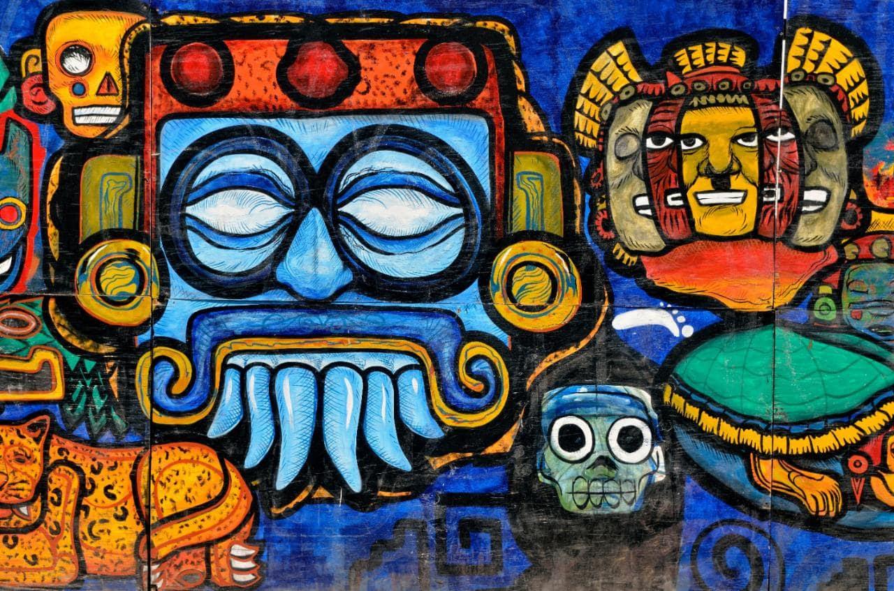 Arte Mexicano Origen Y Etapas Mas Importantes