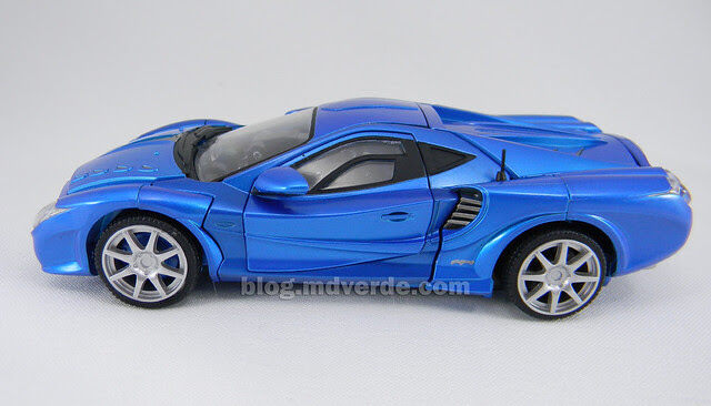 Transformers Thundercracker Alternity - modo alterno