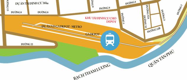 Tp.HCM cho phép đầu tư dự án tái định cư Tham Lương
