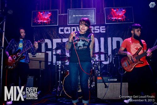 Converse Get Loud Finals