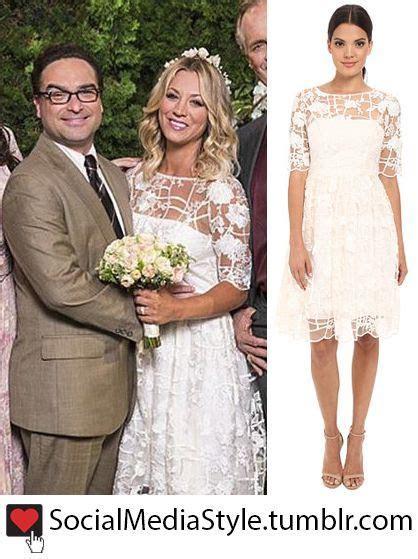 Kaley Cuoco (Penny)?s ?The Big Bang Theory? Wedding Dress