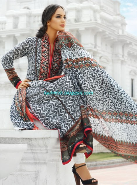 Al-Karam-Textile-Summer-Spring-Lawn-Collection-2013-Indian-Pakistani-New-Fashionable-Clothes-9