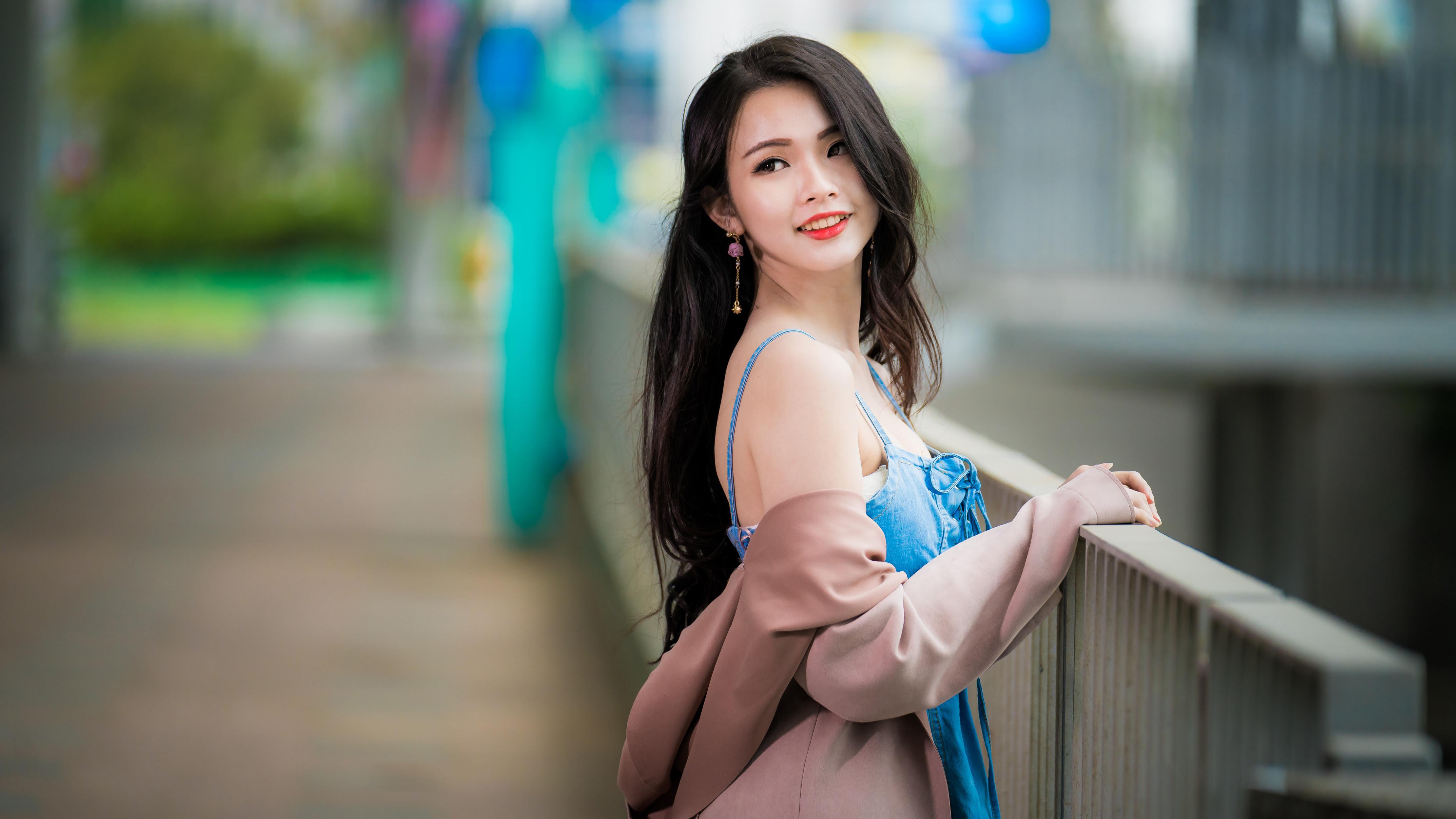 Beautiful Asian Girl 4k Wallpapers Hd Wallpapers
