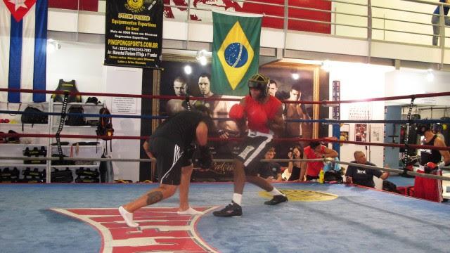 O adeus ao boxe vai acontecer três dias depois de o ex-pugilista completar 36 anos