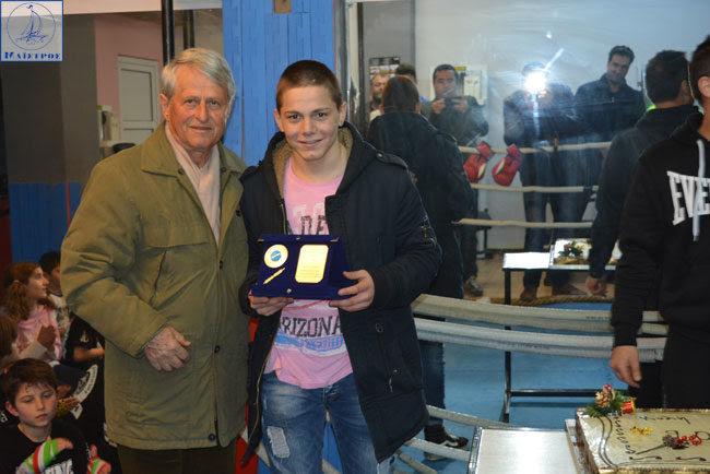 Ο Αυγέρης του ΠΓΣ Αμφιλοχίας θα εκπροσωπήσει την Εθνική Ελλάδος στο διεθνές τουρνουά πυγμαχίας