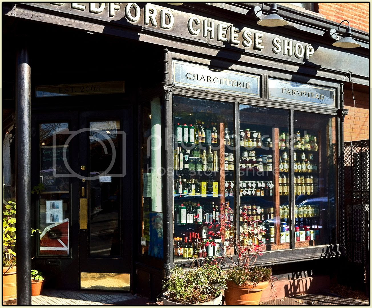 Bedford Cheese Shop Exterior