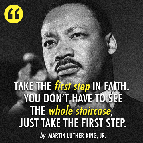 Remembering Martin Luther King \u2014 Yamada Technologies