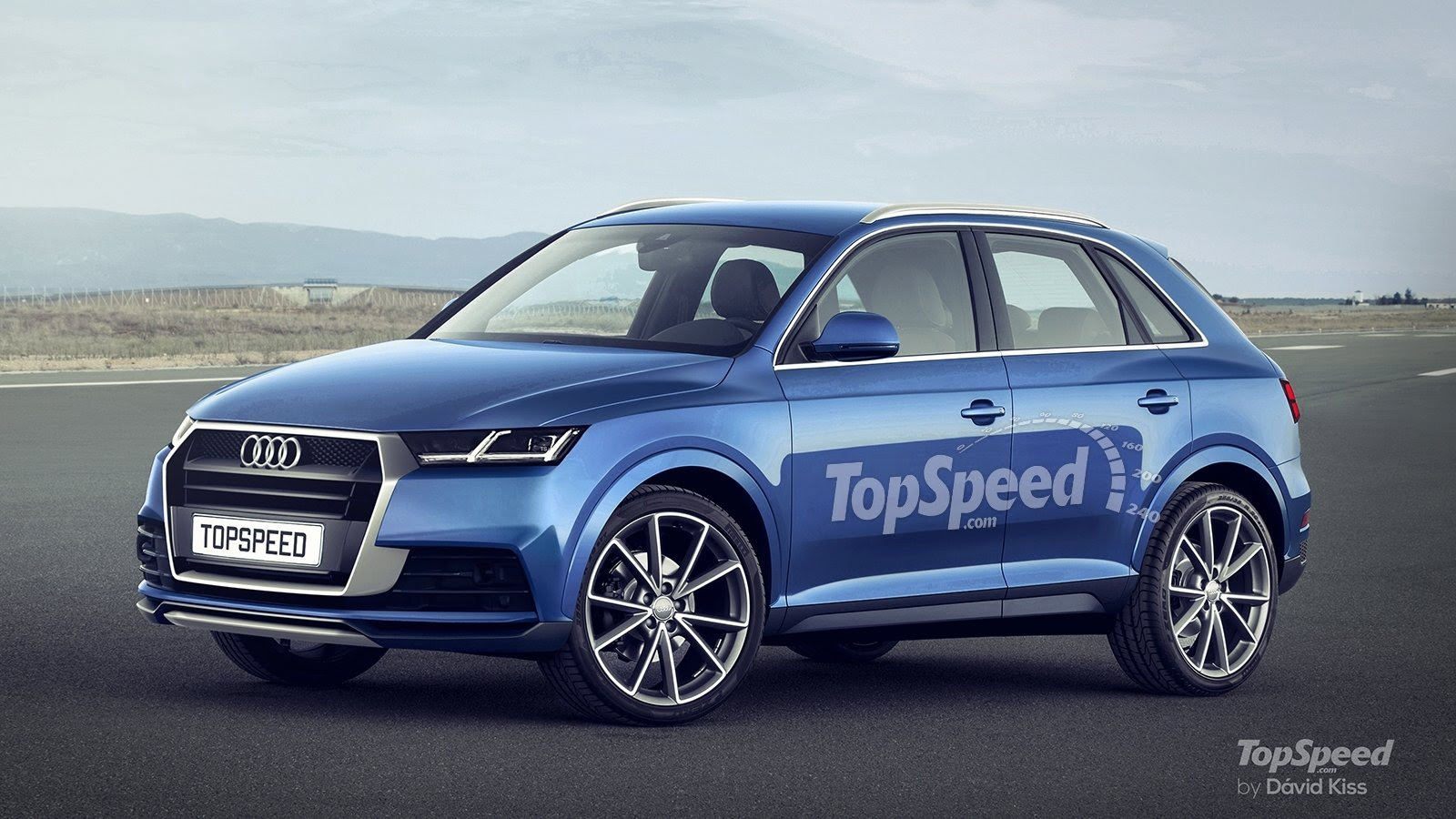 2016 Audi Q1 - Picture 630410 | car review @ Top Speed