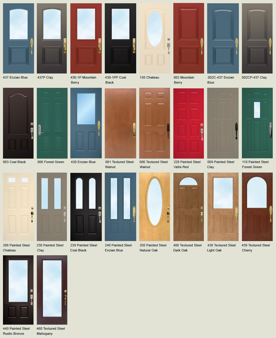Entry Doors ProVia Residential Storm and Patio Door - Zephyr ...