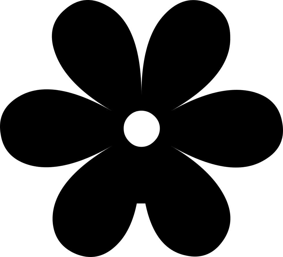 Download Flower Silhouette Svg Png Icon Free Download (#40055 ...