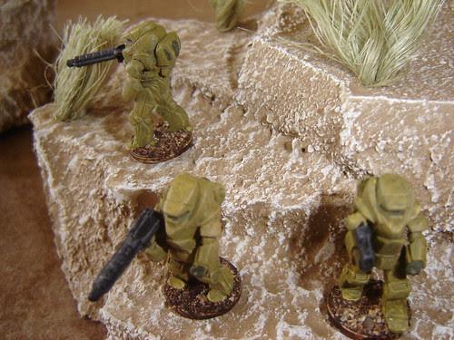 1st Power Armour Team