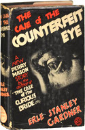 Perry Mason created by Erle Stanley Gardner