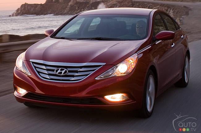 Hyundai: Airbag Recall in Canada