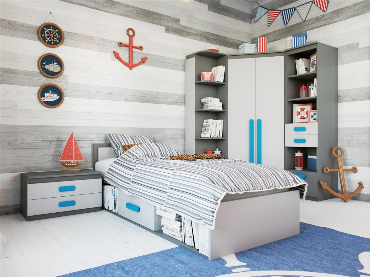 Wandgestaltung Jugendzimmer Jungen Jtleigh.com