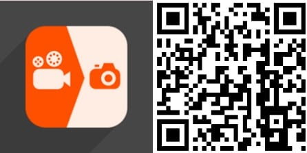QR: Video to Photo