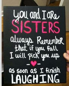 Zussen on Pinterest  Sister Quotes, Sisters and Big Sisters