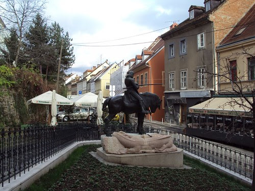 Gradec Stone Gate Monument, travelzin