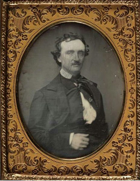 Archivo: Edgar Allan Poe por Pratt, 1849.jpg
