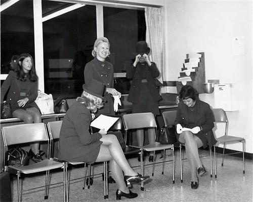 Stewardesses 1970