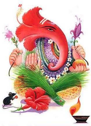 Free Ganesha Graphics Myspace Orkut Friendster Multiply Hi5 Websites Blogs