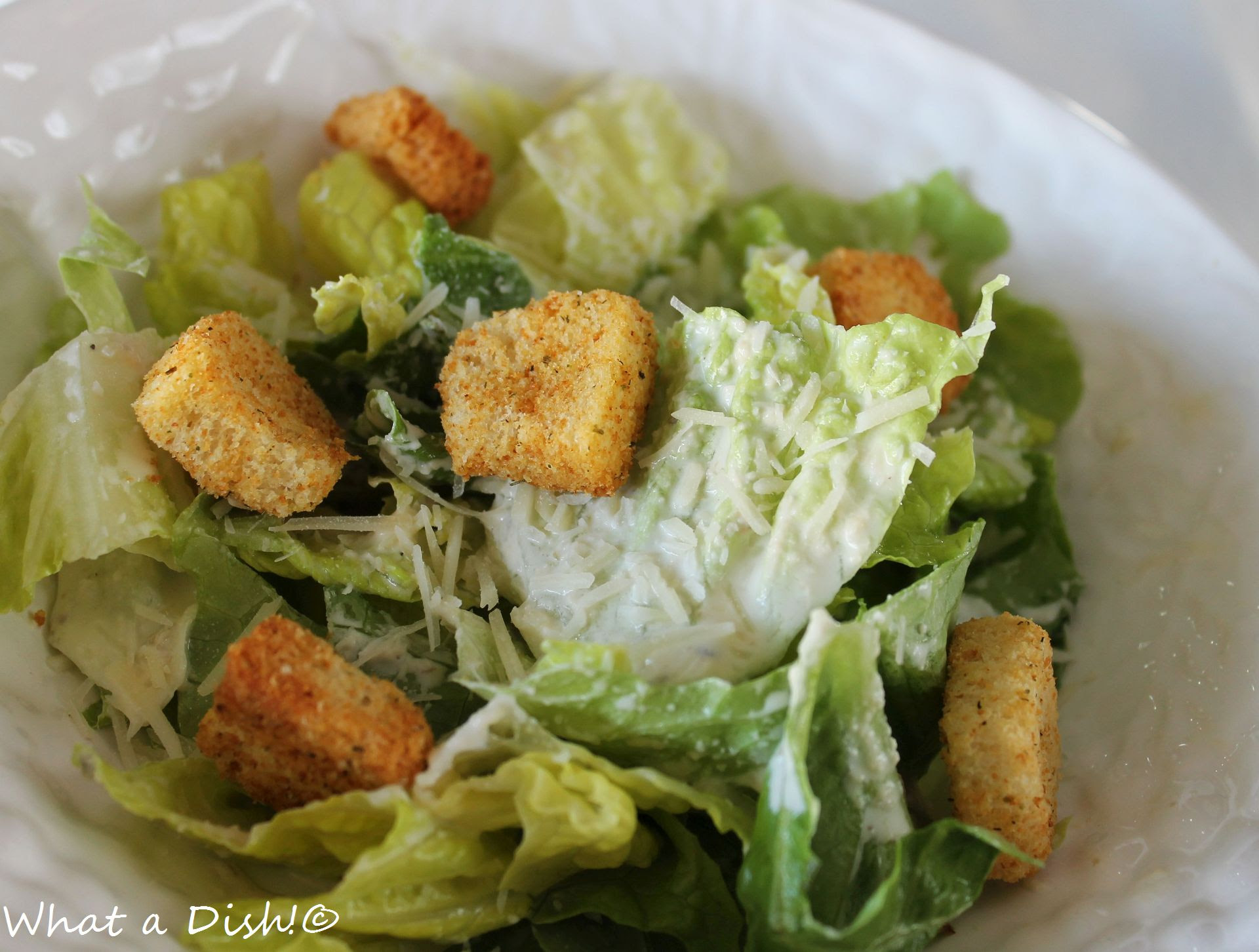 Yogurt Caesar Dressing