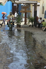Our Jesus Is Baptized By Gutter Water Thanks To The Apathetic Bandra Municipality by firoze shakir photographerno1