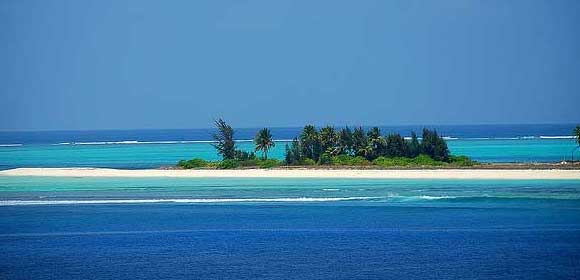 Travel to Lakshadweep