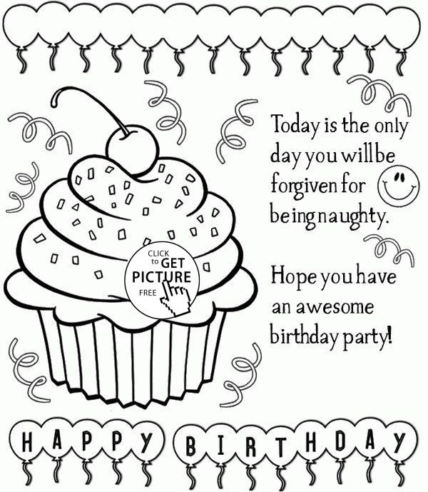Birthday Cards Drawing at GetDrawings | Free download