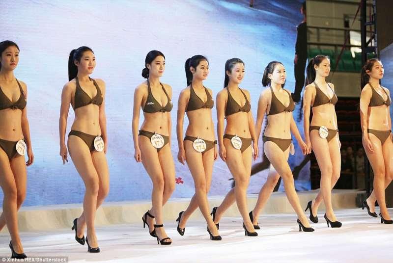 Risultati immagini per modelle  cinesi