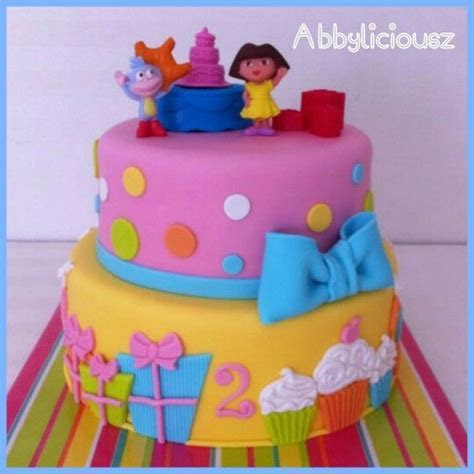 139 best images about dora the explorer cakes on Pinterest